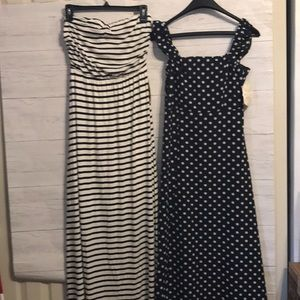 2 altard state maxi dresses